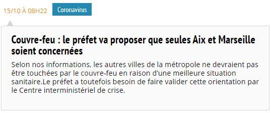 Couvre-feu : le maire de Martigues en résistance