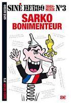Sarkozy, bonimenteur en chef de la France !