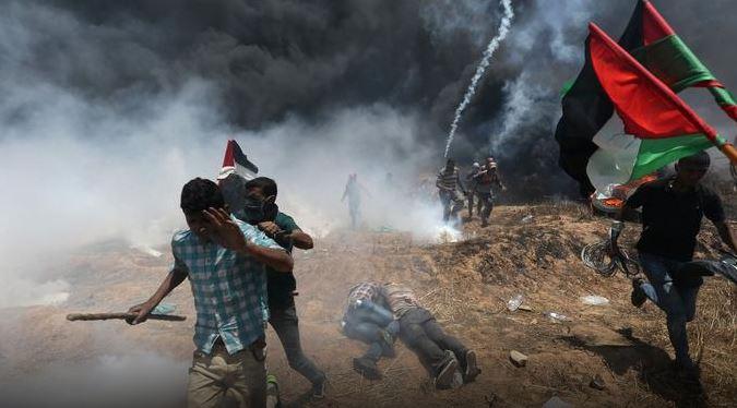 Communiqué du Parti de gauche 13 : les massacres de Gaza appellent des sanctions contre Israël