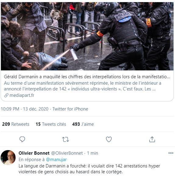 Alerte générale à l'État autoritaire : France Inter petit télégraphiste du gouvernement