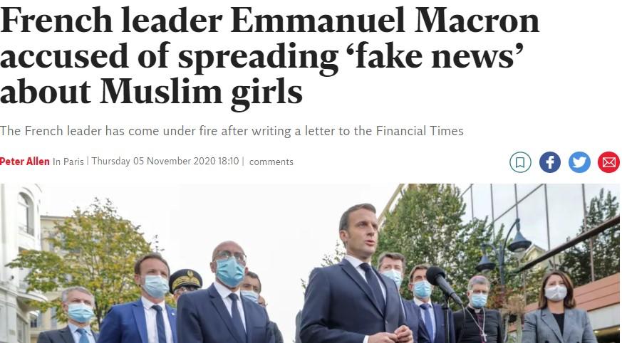 Quand Emmanuel-Marine Macron vomissait dans le Financial Times
